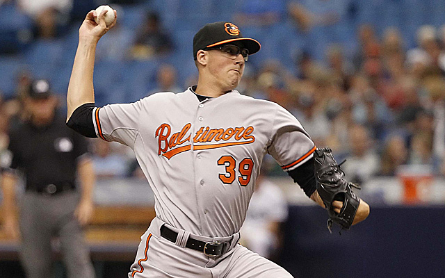 Kevin Gausman has a 0.95 ERA in his last three starts.