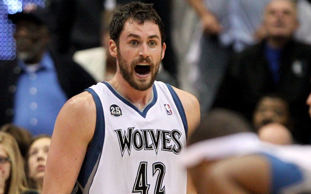 Kevin Love can't believe we're already talking about his free agency.  (USATSI)