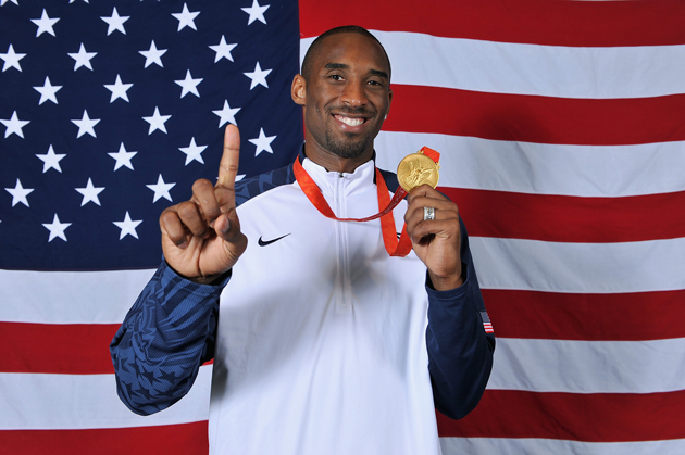 Kobe Bryant says he won't play in Rio. (USATSI)