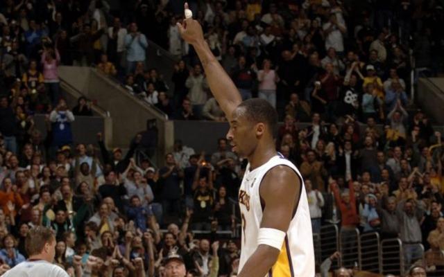 Kobe basks in the glory of scoring 81 points.
