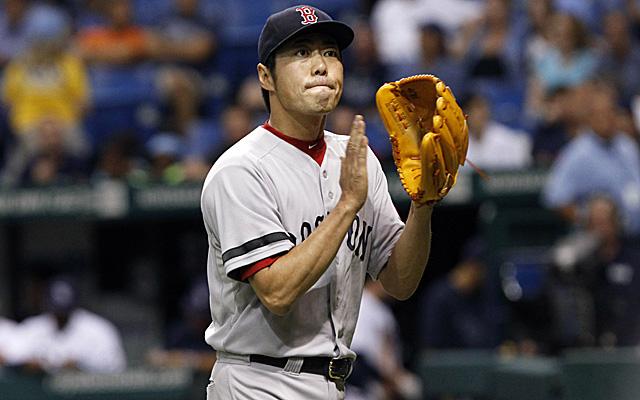 Koji Uehara has been a godsend for John Farrell's Red Sox.