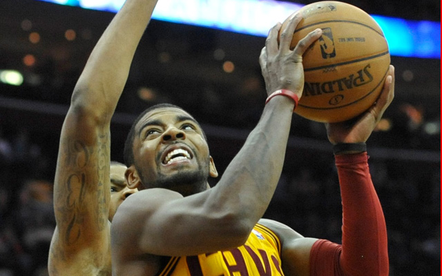 This season has been a struggle for Kyrie Irving. (USATSI)