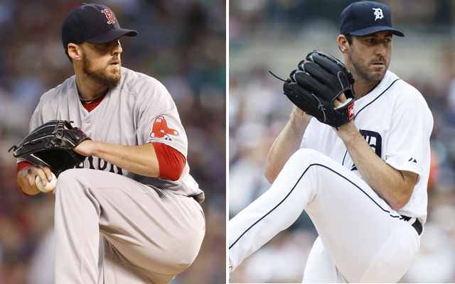 Justin Verlander and John Lackey will look to give their team a two games-to-one lead in the ALCS.