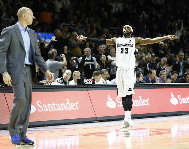 LaDontae Henton had 23 points and 11 rebounds to give Providence a key win over Xavier. (USATSI)