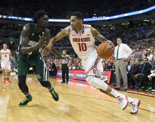 The emergence of LaQuinton Ross as a go-to scorer will be key for Ohio State this season. (USATSI)