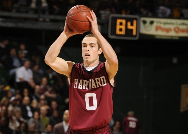 Harvard's Laurent Rivard