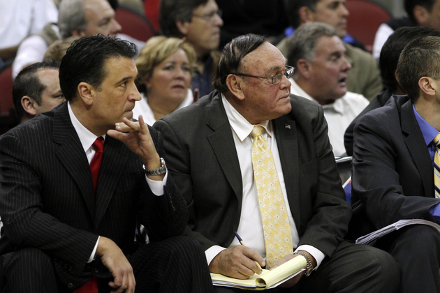 Gene Keady could have a huge influence on this year's NCAA tournament