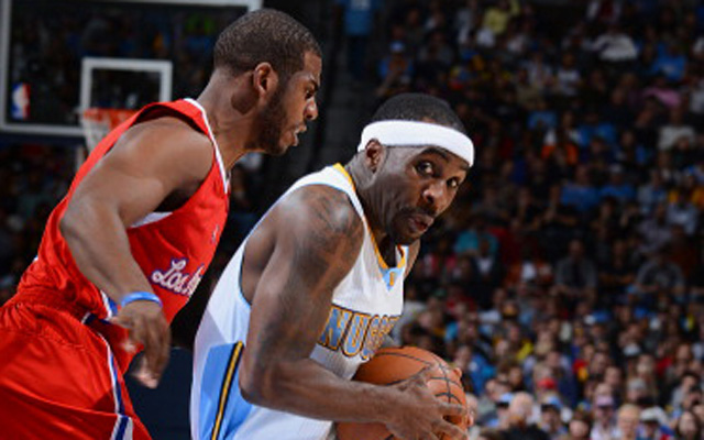Lawson and the Nuggets slid by the Clippers Thursday. (Getty Images)