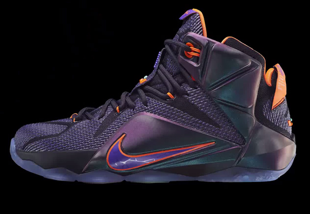 lebron james shoe release