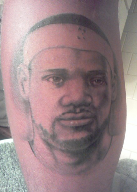 lebron-james-leg-tattoo