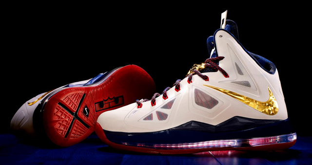 1st lebron james shoes