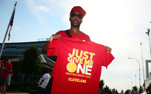 Can LeBron James deliver the title to Cleveland this time around?  (USATSI)