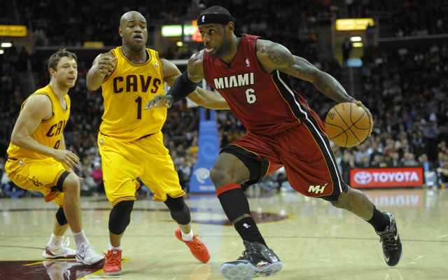 The Cavs want to move Jarrett Jack in pursuit of LeBron. (USATSI)