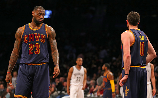 Cavs GM expects LeBron James and Kevin Love to opt out but re-sign
