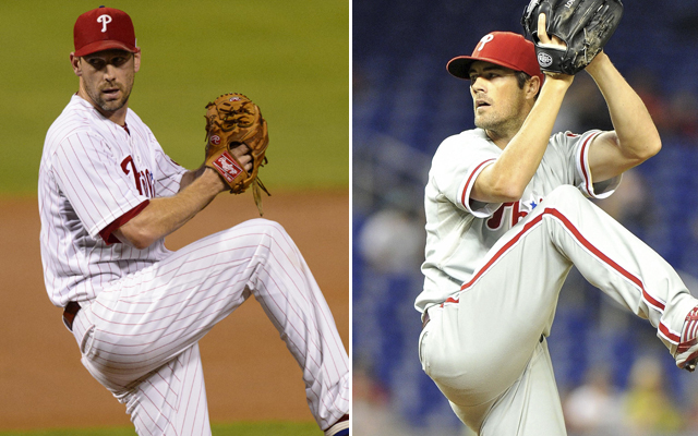 Phillies make Cole Hamels, Cliff Lee available for trade