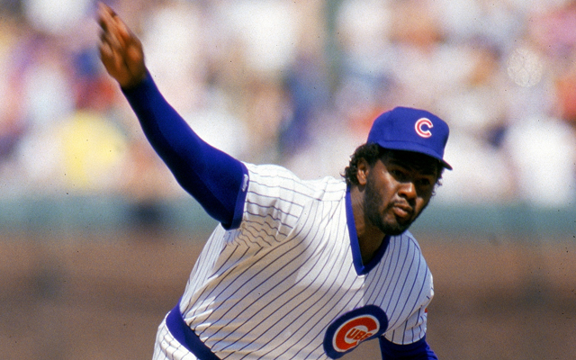 Lee Smith is on the Hall of Fame ballot for the 12th year. (Getty Images)