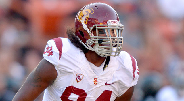 Leonard Williams is one of the top defensive end's in the nation. (USATSI)