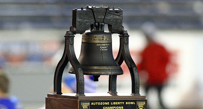 The Liberty Bowl usually gets the C-USA champion, but that might not happen this year. (USATSI)