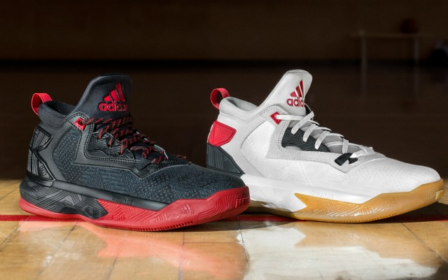 Adidas Shoes Damian Lillard 2
