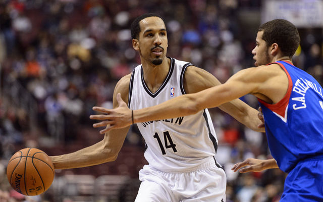 Shaun Livingston is headed to the Bay. (USATSI)