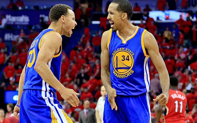 bee88e2a00e5 Shaun Livingston has become a big part of the Warriors. (USATSI)