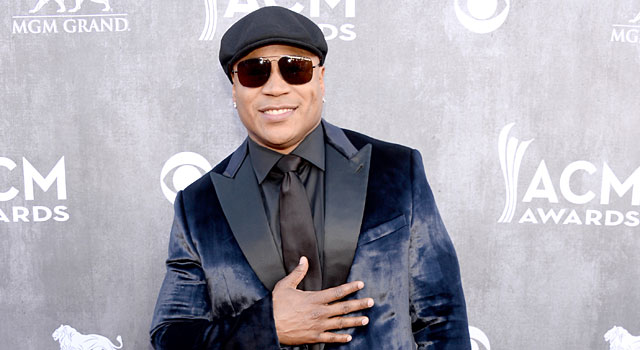 With his pick of Kentucky in the final, LL Cool J is the celebrity bracket champion. (Getty)