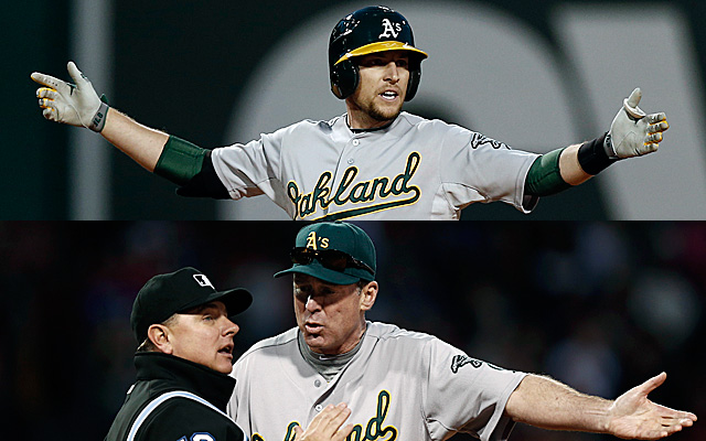 Bob Melvin Jed Lowrie
