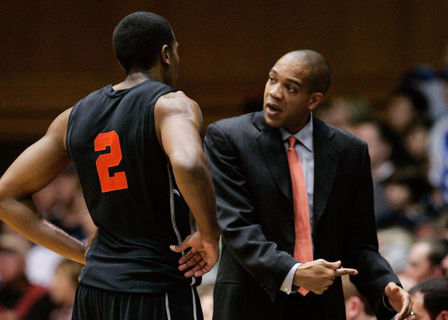 Kareem Maddox had a huge game to keep Princeton's season alive