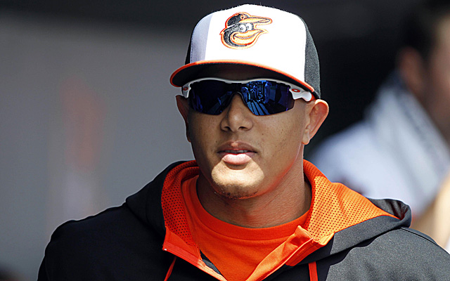 The start of Manny Machado's rehab stint was overwhelmingly positive.