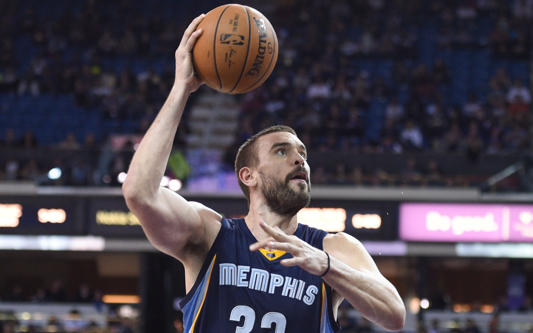Report: Knicks don't believe they can sign Marc Gasol in ...