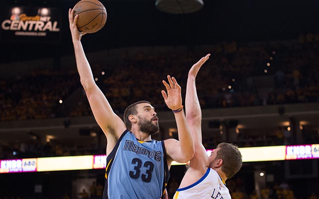Report: Marc Gasol 'not interested' in joining Lakers in free agency