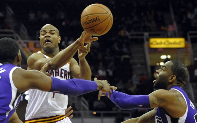 Jettisoning Jarrett Jack helps Cavs' cap situation.