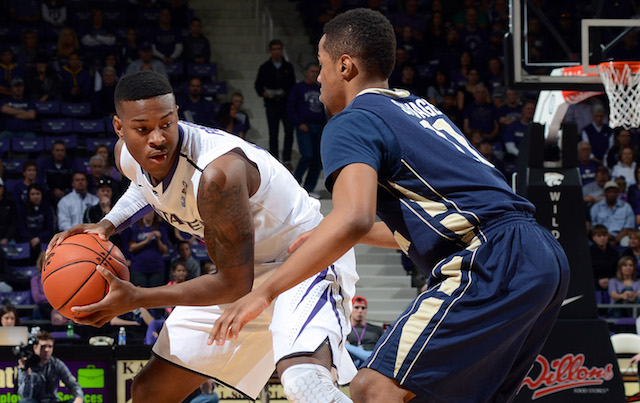 Marcus Foster led Kansas State to wins over George Washington and Oklahoma State. (Kansas State Athletics)