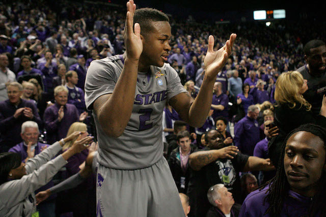Marcus Foster averaged 28.5 points in two games last week for Kansas State. (USATSI)