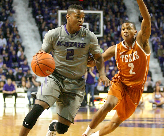 Marcus Foster is coming off a 34-point performance against Texas over the weekend. (USATSI)