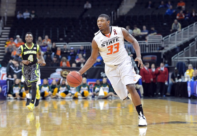 Oklahoma State's Marcus Smart has been the best freshman in the country. (USATSI)