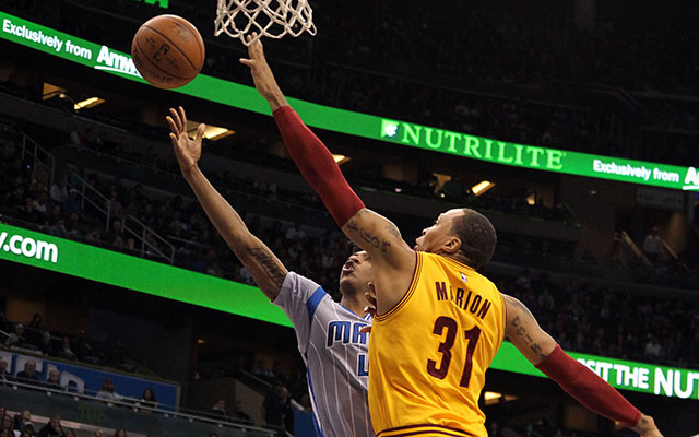 Shawn Marion has been an elite stat-stuffer in his career.  (USATSI)