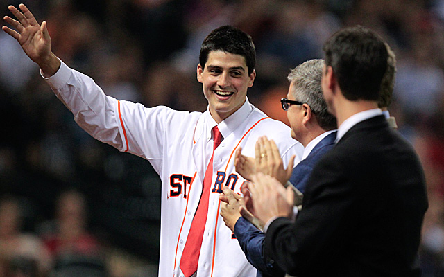 Mark Appel isn't expected to see much setback from his appendectomy.