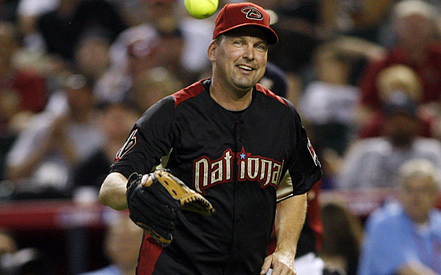 Mark Grace will now be the D-Backs Class-A Hillsboro hitting coach.