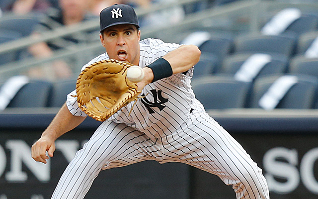 He's only been back for 15 games, but Mark Teixeira needs to miss a few more now.