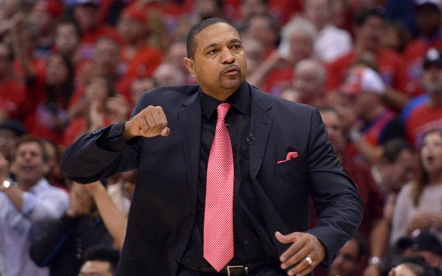 Mark Jackson is on the Knicks' rader. (USATSI)