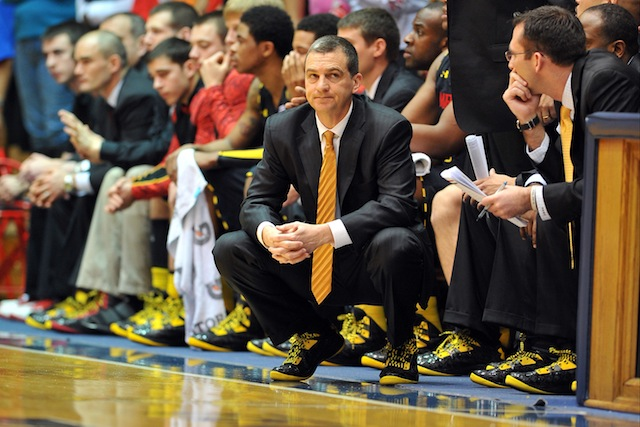 Mark Turgeon and Maryland think they have the goods to become a tourney team again. (Getty)
