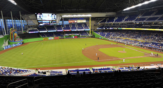 The AAC is expected to announce a bowl game at Marlins Park. (USATSI)
