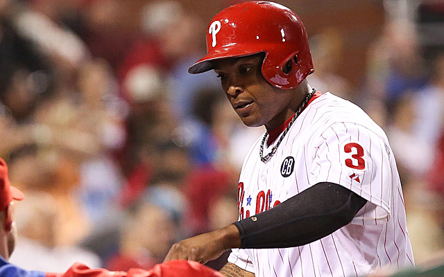 Marlon Byrd is headed to the Reds.