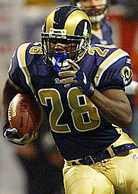 Marshall Faulk (Getty Images)