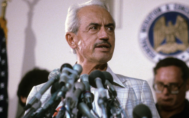 Somehow, Marvin Miller still isn't a Hall of Famer. (USATSI)