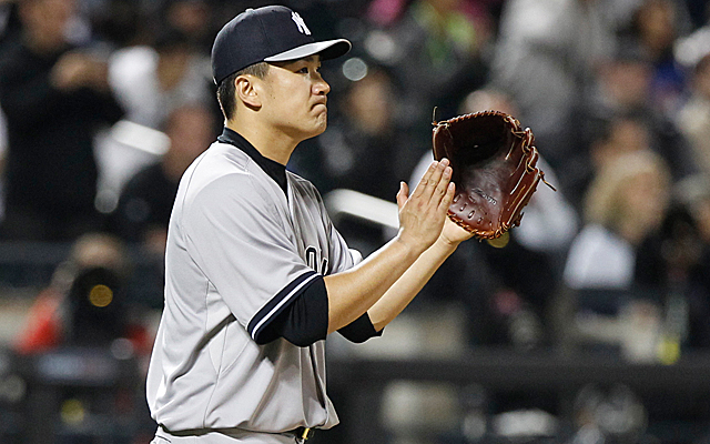 Masahiro Tanaka has been everything he was advertised to be so far.