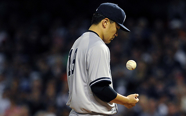 Masahiro Tanaka will rehab his partially-torn ligament.