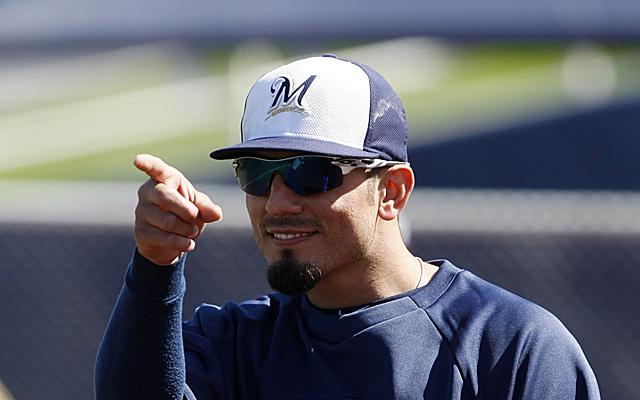 Hey Cubs, Matt Garza has his sights on kicking in your teeth.