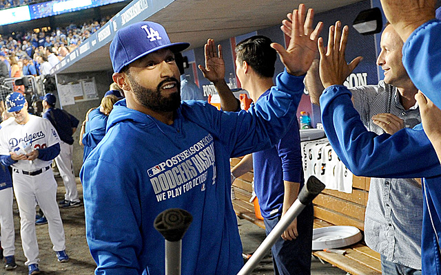 The Red Sox are reportedly at least thinking about talking trade for Matt Kemp.